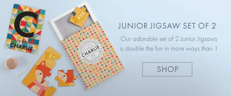 Personalised Junior Jigsaw