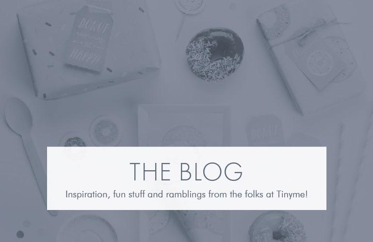 The Tinyme Blog