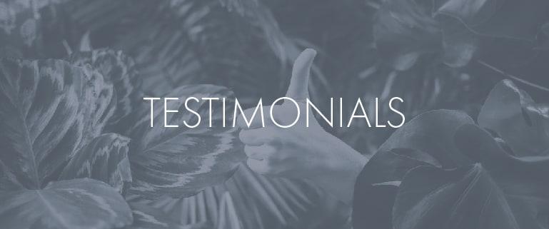 Tinyme Customer Testimonials