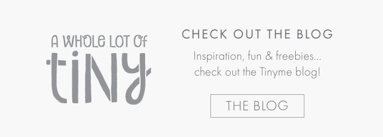 Tinyme Blog